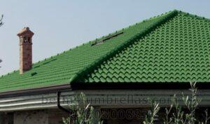 قرميد اخضر